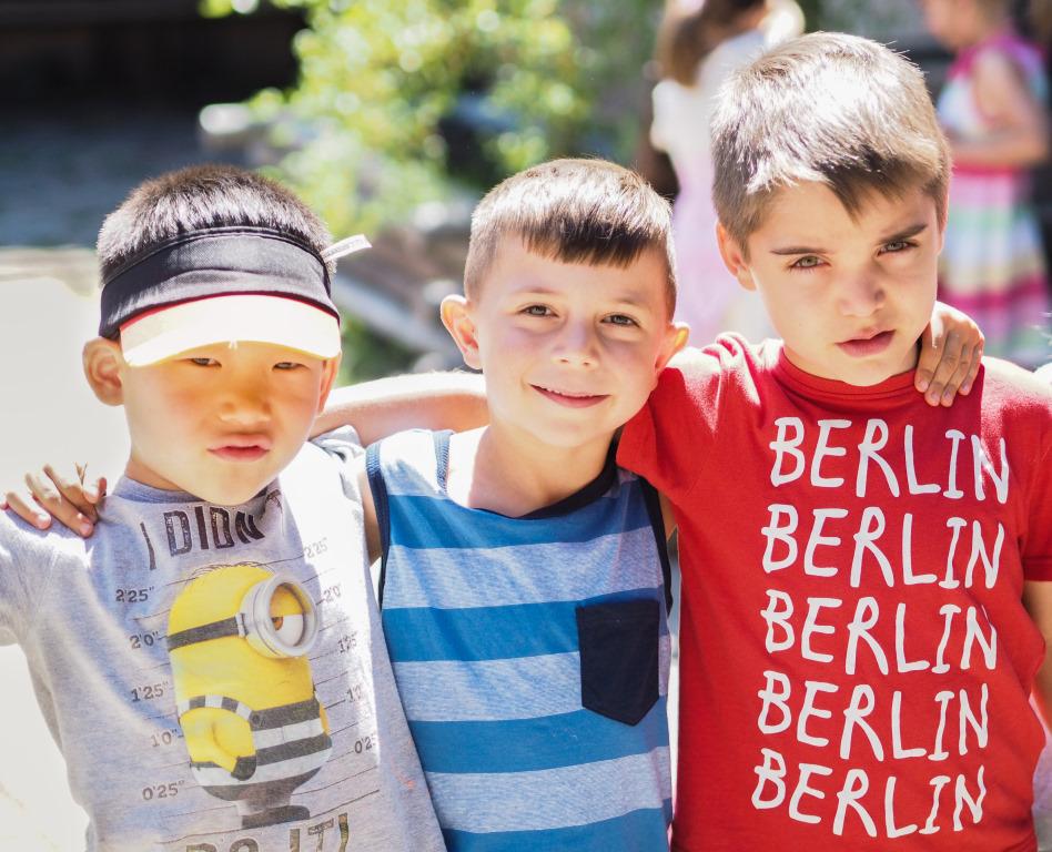 Stiftung Berliner Leben, Sarah Wiener Stiftung – Gesunde Ernä