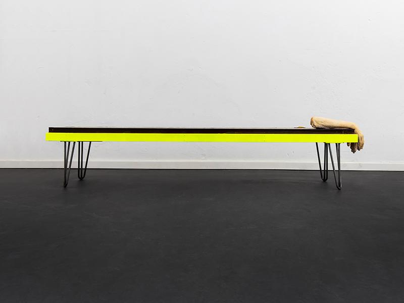 Danny Vines Kunstwerk Fresh A.I.R.