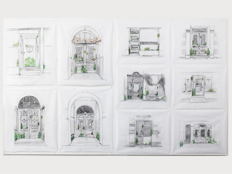 Zeichnung Giulia Berra