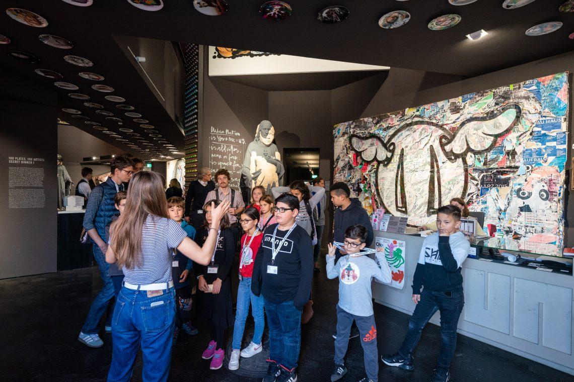 Graffiti Workshop KinderKulturMonat