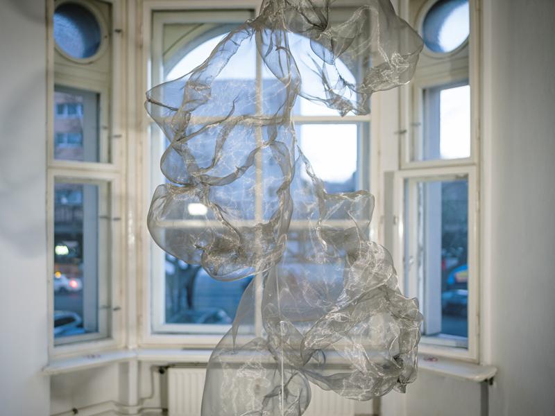 Fanny Spång Kunstwerk im Raum