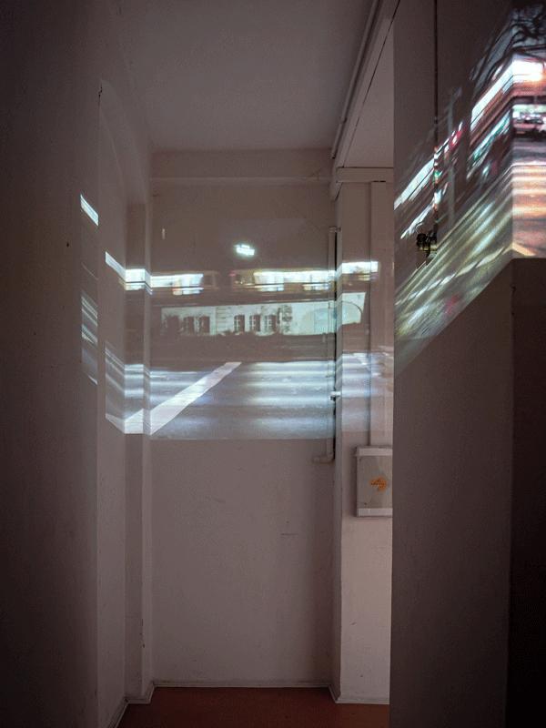 M05K Videoprojektion
