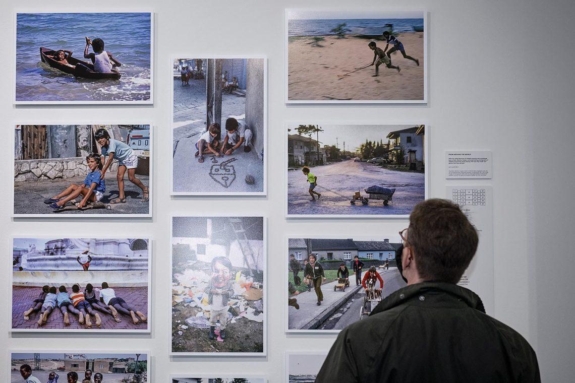 Ausstellung im Urban Nation Museum