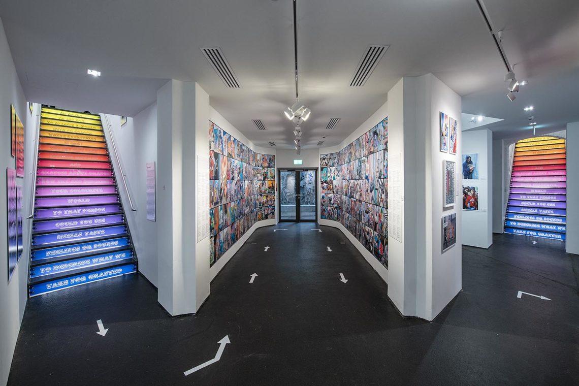 Ausstellung Martha Cooper