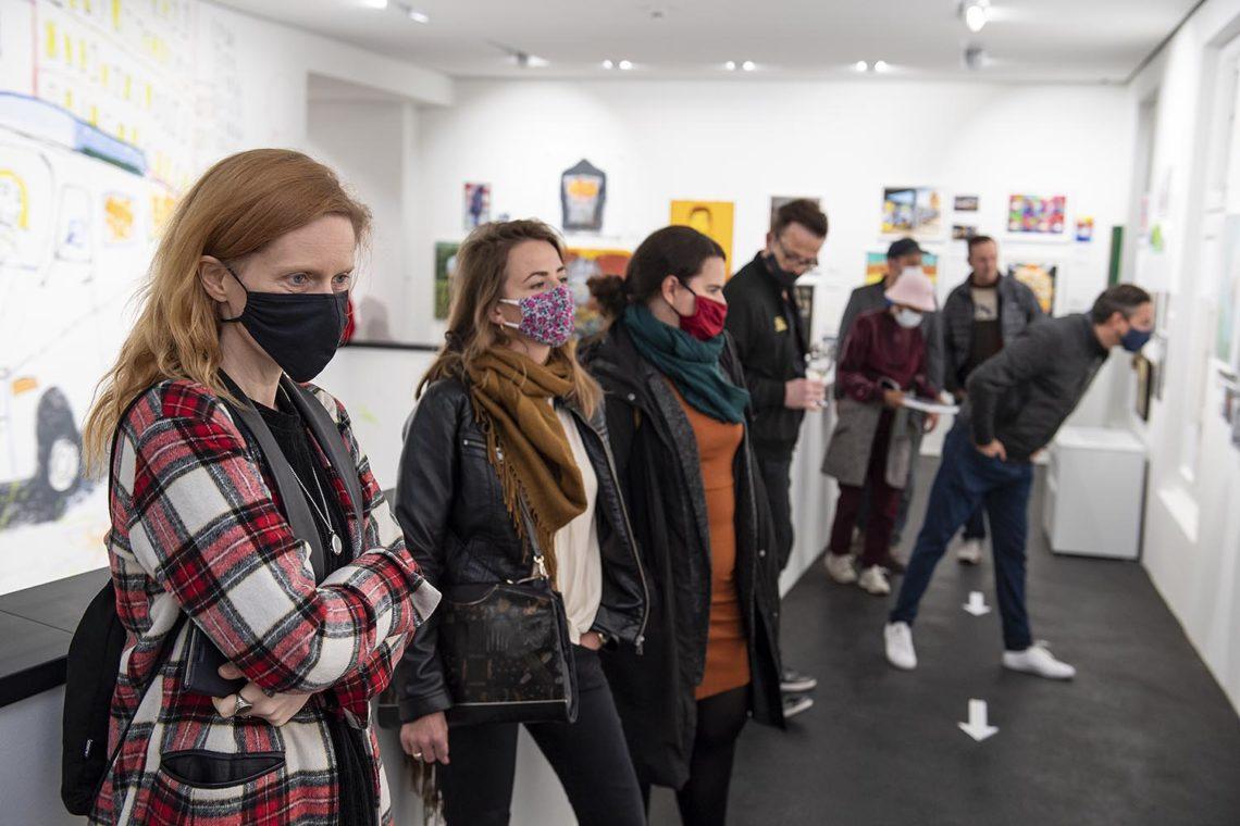 Ausstellungseröffnung Martha Cooper: Taking PIctures