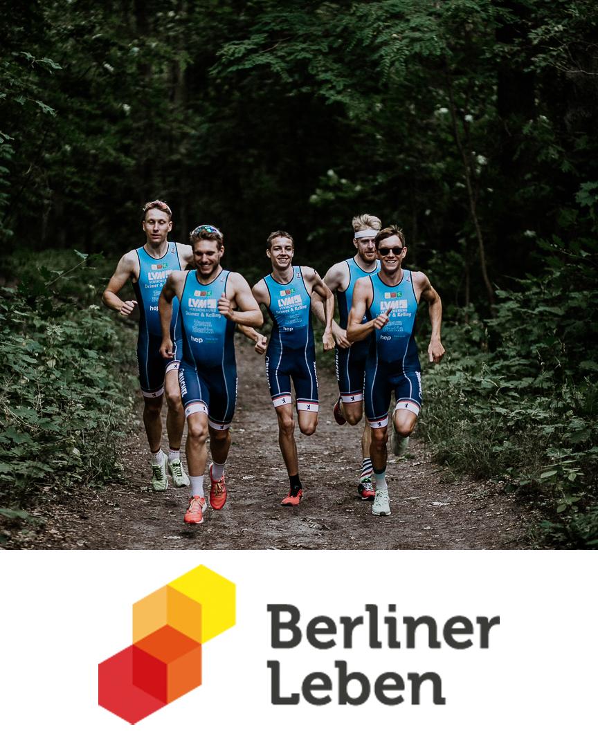 Team Berlin Triathlon Lauftraining
